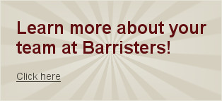 Click here to learn more about Barristers.